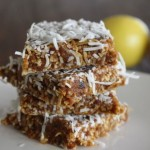Lemon Coconut Bars