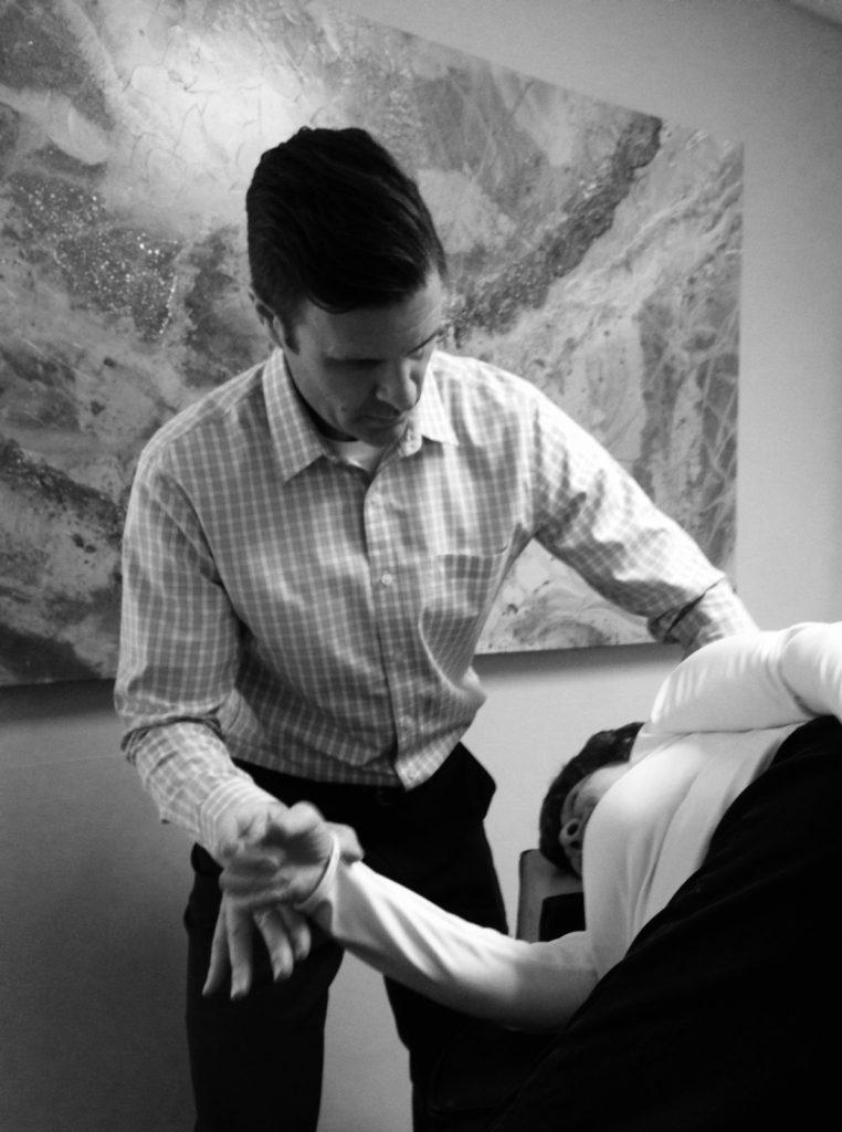 Dr. Ryan Hamm DNS Shoulder